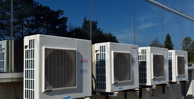 HVAC Systems in Abermagwr